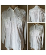 Psp Apparel Hombre Camisa Seguridad Public Profesional Uniforme Largo SL... - $31.63