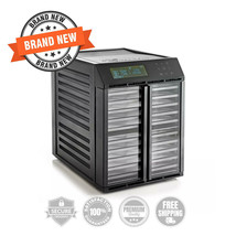 Excalibur Model RES10 10-Tray Food Dehydrator with Digital Control - $1,185.48