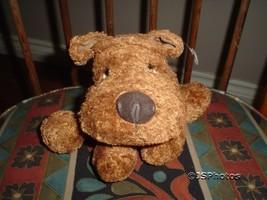 Russ Berrie Whispie 10 Inch Shar Pei Dog 20799 Handmade - $88.88