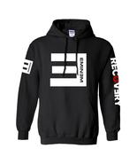 Eminem Inspired Unisex Top Adult Hoodie Cotton Blend Pullover Fleece Swe... - $39.99+