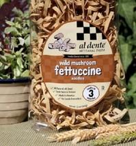 Al Dente Wild Mushroom Fettuccine pasta - 6 Pack - $22.92
