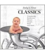 Baby's First: Classics [Audio CD] - $6.43