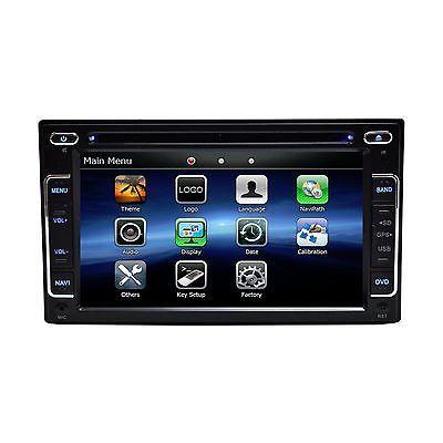Touchscreen Radio GPS Navigation DVD  Bluetooth for Mitsubishi Outlander 2014+ image 3