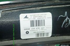 2013-15 Dodge Dart Trunk Lid Center Tail Light Taillight Lamp Panel LED image 7