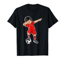 New Shirts - Dabbing Soccer Boy Portugal Jersey T Shirt Football Fan Men image 4
