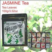 Natural ceylon mlesna jasmine flavored tea leaves  100g - $18.00