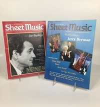 Sheet Music Magazine 1996 Standard Piano/Guitar Lot Of 9 Complete Year - $24.70