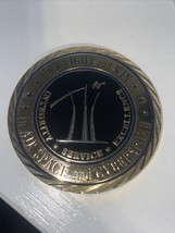 151st Maintenance Group Commanders Coin For Excellence Cyberspace See Pi... - $46.74
