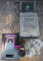 Vintage Portable Laser FX Music Laser Show DJ Light Made in Korea IOB Box image 2