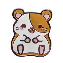 Tofu Cute Lapel Pin: Hammy - $25.00