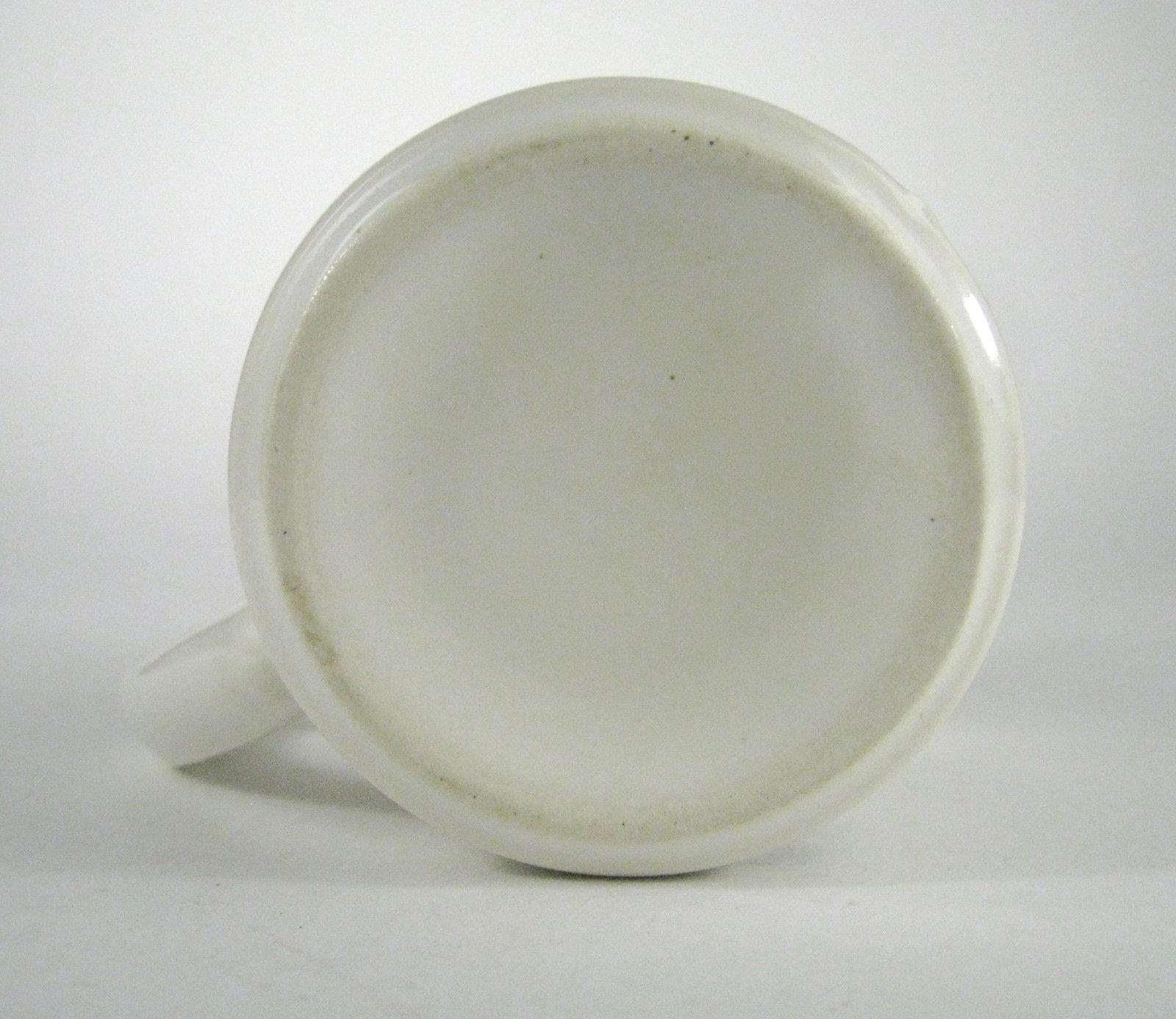 Atlantic City New Jersey Gambling Casino Coffee Tea Mug Cup White NJ Dice Die