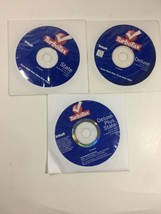 2004 Turbotax Deluxe & State (2CD's) & 2005 Turbotax Deluxe Plus State. - $59.39