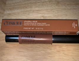 clinique chubby stick moisturizing lipcolor balm 02 Whole Lotta Honey - $16.82