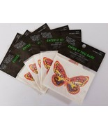 Lot of 6 Fantasy Makers Wet n Wild Body Tattoo Butterfly Skull Enter If ... - $5.94