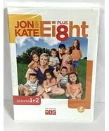 Jon & Kate Plus Eight 8 TLC DVD Seasons 1 & 2 TV Reality Series Sextuple... - $13.87