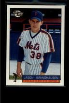 1993 FLEER EXCEL #235 JASON ISRINGHAUSEN NM-MT - $0.98
