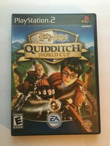 Harry Potter: Quidditch World Cup (Sony PlayStation 2, 2003): COMPLETE - $7.99