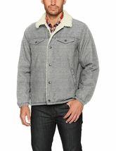 Levi's Men's Premium Multi Pocket Button Up Sherpa Coach Trucker Jacket image 6
