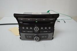 2012-2014 Honda Pilot Radio Cd Player & Theft Code 39100-SZA-A111 TESTED... - $59.00