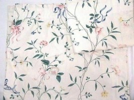 Waverly Spring Meadow Floral Cotton 2-PC 84 x 86 Lined Drapery Panel Set(s) - $75.00