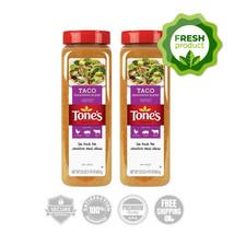 Tone's Taco Seasoning (23 oz.) 2pk - $37.30