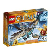 LEGO Chima 70141 Vardy's Ice Vulture Glider Set  [New] - $29.99