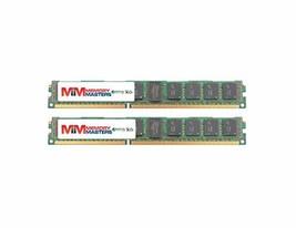 MemoryMasters 64GB (2x32GB) DDR3 1333 (PC3 10600) 4Rx4 240-Pin 1.35V VLP ECC Reg - $494.80