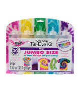 Tulip One-Step Tie-Dye Kit Mega Up To 30 Projects Just Add Water - $38.95