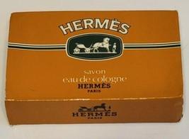 HERMES PARIS EAU DE COLOGNE SAVON/SOAP 60G NetWt.2oz MADE IN FRANCE - $18.71