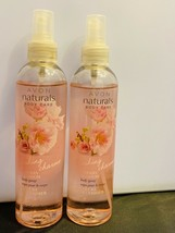 Avon Naturals Cherry Blossom Set Of 2 Body Sprays New - $16.82