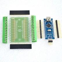 5SETS/LOT NANO 3.0 controller Terminal Adapter + NANO IO Shield V1.0 sim... - $26.72