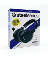 SteelSeries Arctis 1 Wired Gaming Headset W/ ClearCast Detachable Microp... - $27.43