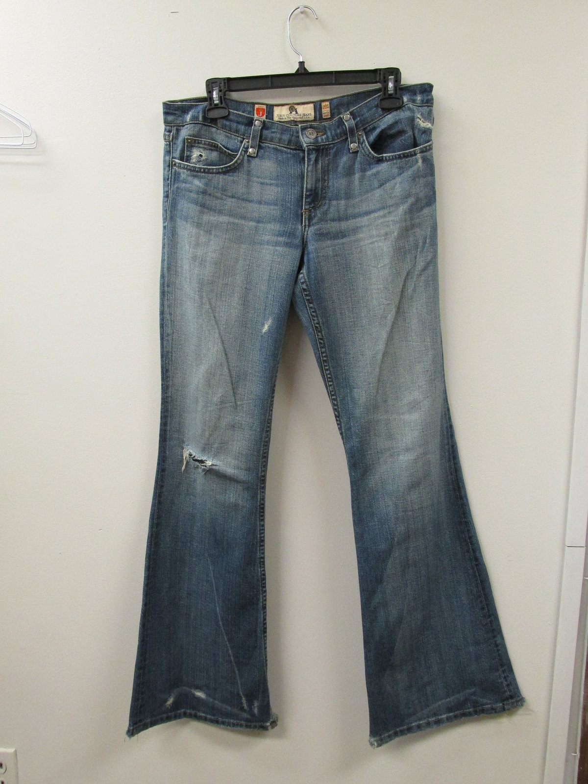 Vintage Flare Juicy Couture Jeans, Size 29