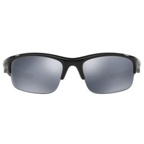 Oakley OO9164-01 Bottle Rocket Sunglasses Polished Black Polarized Black Iridiu