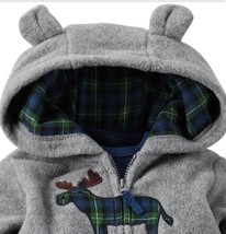 Baby Coat Brand Long-sleeved Boy Jacket Clothes Baby Boys Clothes Hoody - $22.05 CAD+