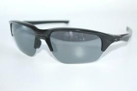 Oakley Flak Beta Sunglasses OO9363-0264 Polished Black Frame W/ Black Ir... - $49.49