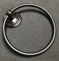 Phylrich KG40_11B - Georgetown Towel Ring - Finish: Antique Bronze - $61.83