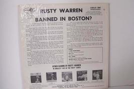 Rusty Warren - Banned In Boston Vinyl LP Record Album JGM 2049 - $5.73