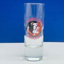 Florida State Seminoles shotglass ncaa college football bar decor shot glass usa - $9.85