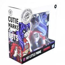 Hasbro My Little Pony x Transformers Crossover Collection Optimus Prime MLP image 5