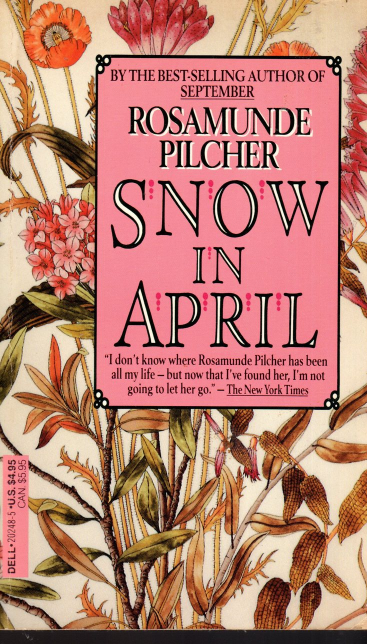 Snow In April By Rosamunde Pilcher