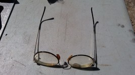 7PP91 Eyeglass Frames: 140 Cambridge Univ Polo Club 515 Systech Titanium 49-21 - $24.52