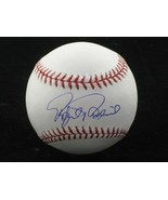 RAFAEL PALMEIRO Single Signed OML Baseball Orioles Rangers Cubs - $97.95