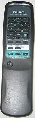 Primary image for AIWA REMOTE CONTROL UNIT RC-6AT03 U.S.A