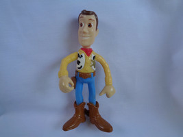 "Disney Toy Story Sheriff Woody PVC Figure 4"" - $1.34"