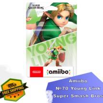 Nintendo amiibo No70 Young Link Super Smash Bros Collection NEW & FACTOR... - $39.50