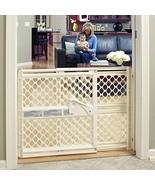 "42"" Wide Supergate Ergo Baby Gate: Great for doorways or stairways. Incl... - $54.99+"