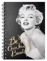 Marilyn Monroe Hardcover 230 Pages Journal/Notebook - v3 - $12.34
