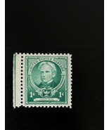 1940 1c Horace Mann, American Politician Scott 869 Mint F/VF NH - $0.99