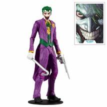 DC Multiverse McFarlane Toys Modern Comic Joker Action Figure - $29.90
